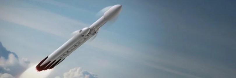 falcon heavy vai para a lua - Já está decidido a SPACEX vai para a Lua!