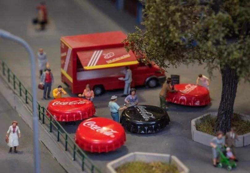 mini mundo - Quer mais? Então veja mais brinquedos em Ação! Aqui os personagens ganham vida!