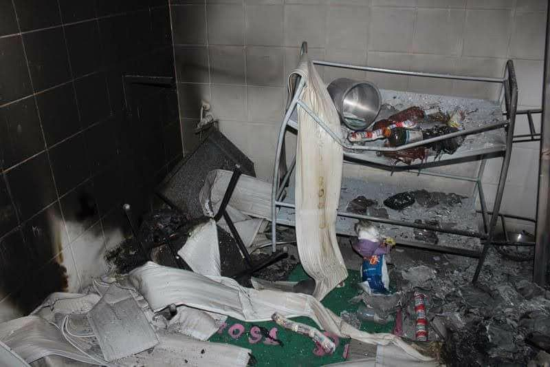 photo 2018 10 29 13 44 00 - Após resultado eleitoral, escola e posto de saúde de atendimento a indígenas são incendiados em Pernambuco