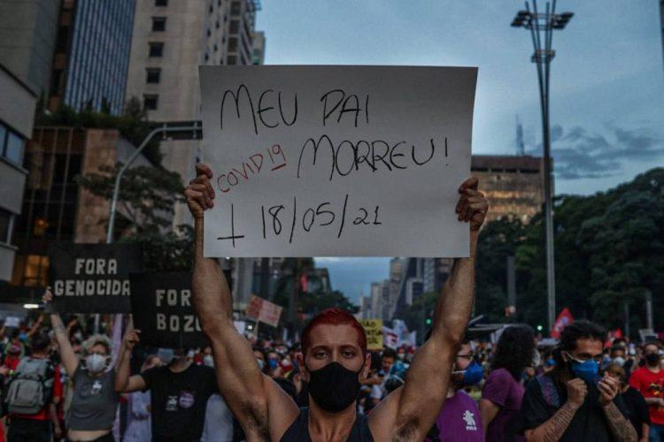 São Paulo. Foto: Rafael Vilela / Mídia NINJA