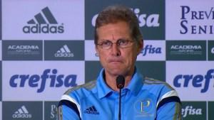 Coletiva Palmeiras 3 x 0 Rio Claro