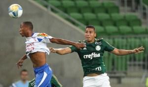 Tobio desfalca o Palmeiras contra o São Bento (Foto: Cesar Greco/Ag Palmeiras/Divulgação)