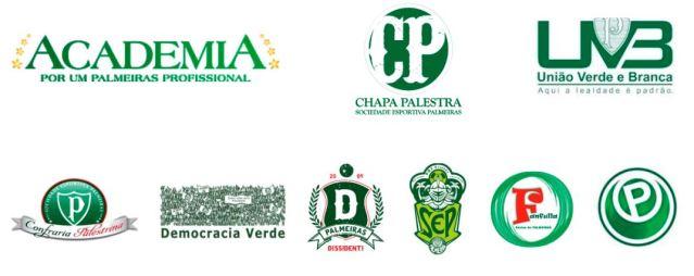 Assinantes Manifesto contra a PM - Palmeiras
