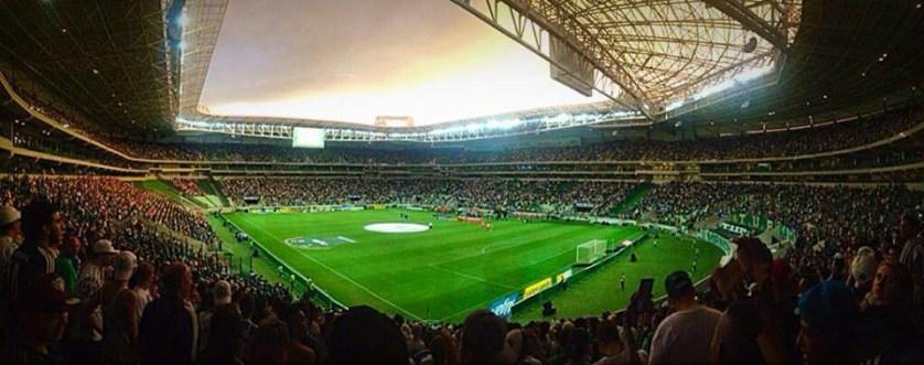 Torcedor poderá conhecer diversas áreas do estádio em visita guiada