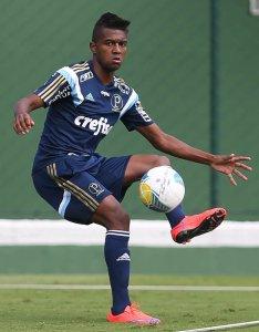 Palmeiras trabalhou em dois períodos nesta quarta-feira (22). (Cesar Greco/Ag. Palmeiras/Divulgação)