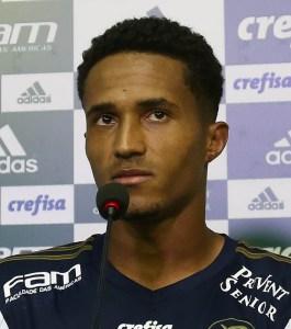 Desde 2013 no Palmeiras, o volante Renato já atuou 42 vezes com a camisa do Verdão. (Cesar Greco/Ag, Palmeiras/Divulgação)
