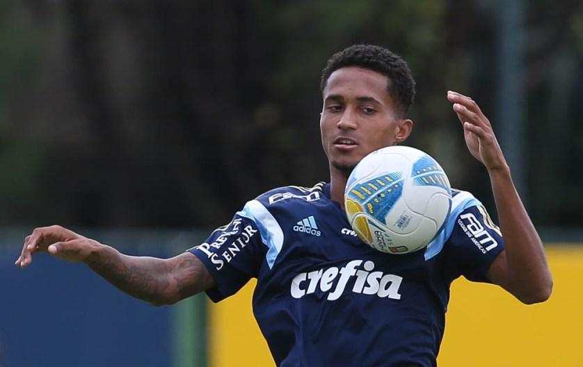 Renato deve ser titular do Palmeiras na próxima quarta-feira. (Cesar Greco/Ag, Palmeiras/Divulgação)