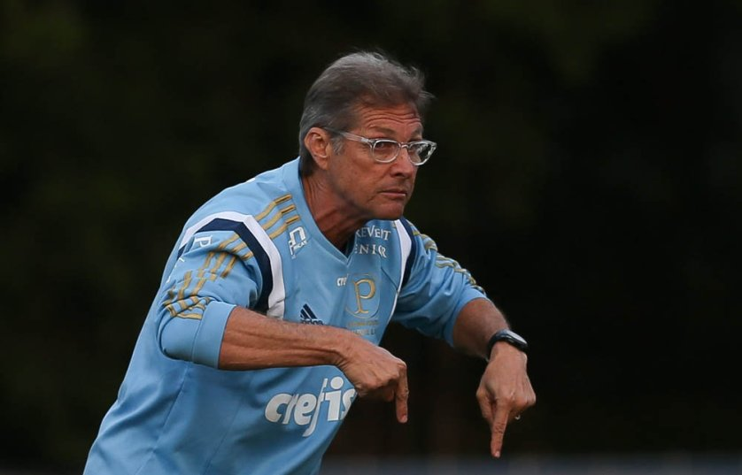 Não foi divulgada a lista de relacionados. (Cesar Greco/Ag. Palmeiras/Divulgação)
