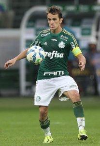 O lateral Lucas tem sido escolhido como capitão do Palmeiras. (Cesar Greco/Ag. Palmeiras/Divulgação)