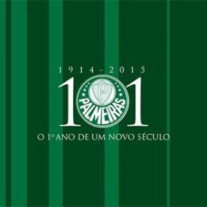 26/08/2015 - Palmeiras 101 anos (Reprodução)
