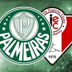 Notas: Palmeiras 3 x 2 Joinville – 21ª Rodada – Brasileiro 2015