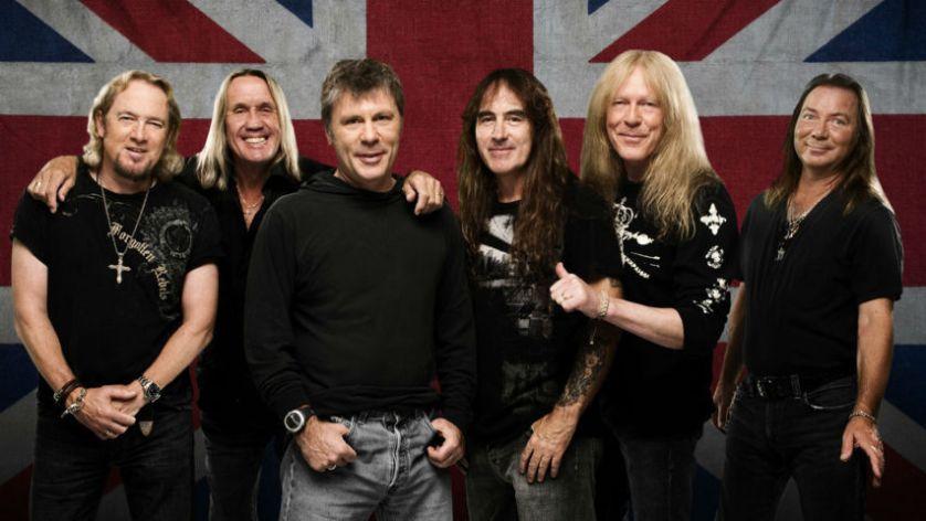 Iron Maiden fará show no Allianz Parque em 2016. (Divulgação)