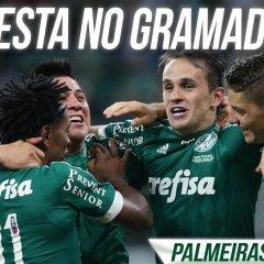 A Festa da Classificação! – Palmeiras 2 x 1 Fluminense
