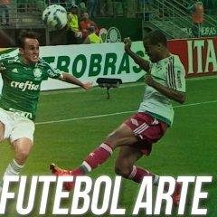 Futebol Arte: Palmeiras 2 x 1 Fluminense