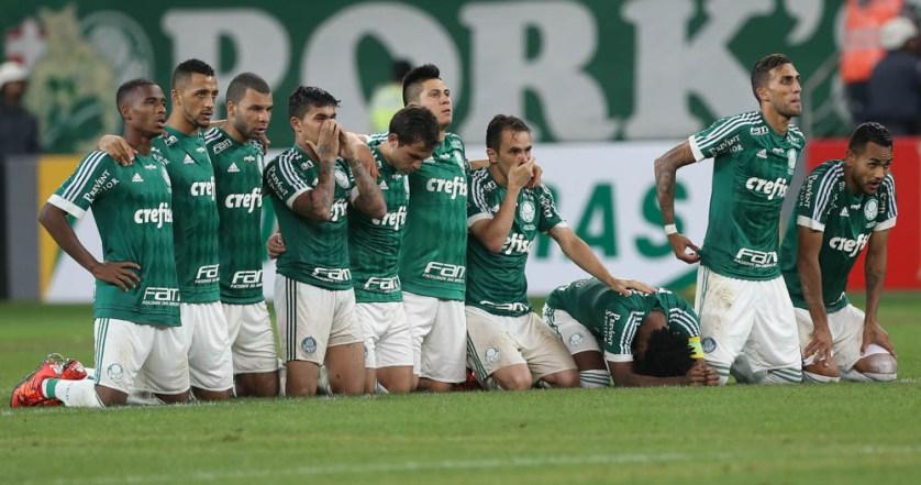 Chegou a hora de fazermos do dia 02/12/2015 um novo 12/06/1993. (Cesar Greco/Ag. Palmeiras/Divulgação)