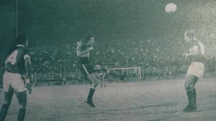 Palmeiras encarou o Boca Juniors em 1972 e saiu com um empate e uma vitória.