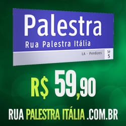 Leve para sua casa uma parte da história do Palmeiras.