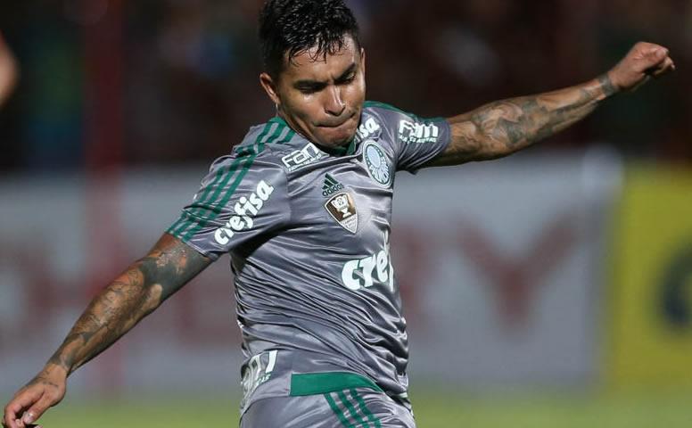 Após o revés, Dudu pediu 'cabeça fria' e trabalho superar a fase ruim. (Cesar Grego/Ag. Palmeiras/Divulgação)