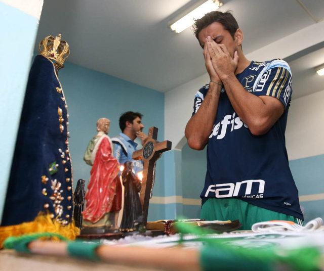 Palmeiras não não conseguiu se recuperar e foi superado por 4 a 1 em Presidente Prudente. (Cesar Greco/Ag Palmeiras/Divulgação)