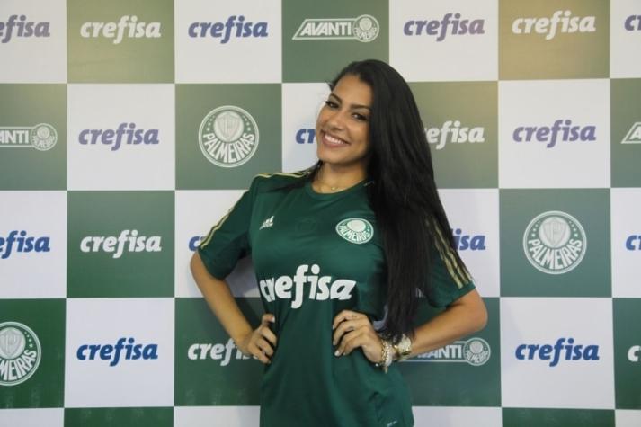 Loja oficial do Palmeiras oferece desconto exclusivo neste dia das mulheres. (Divulgação)