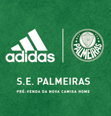 Pré-venda da nova camisa home do Palmeiras para 2016