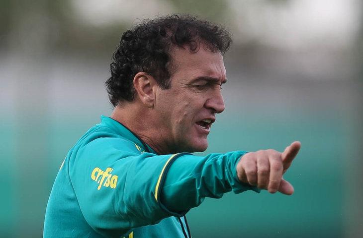Cuca divulgou a lista de atletas convocados para o clássico deste domingo (29), contra o São Paulo. (Cesar Greco/Ag.Palmeiras/Divulgação)