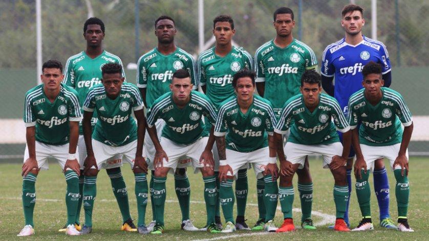 O Palmeiras está no Grupo C, com Peñarol, Universidad de Chile, Grêmio e Vasco da Gama. (Fabio Menotti/Ag Palmeiras/Divulgação)