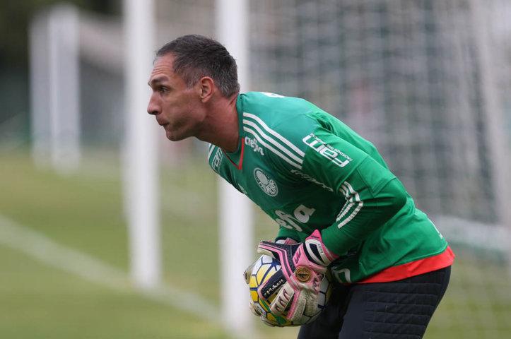 Palmeiras deu sequência à preparação para o duelo com o Grêmio. (Cesar Greco/Ag.Palmeiras/Divulgação)