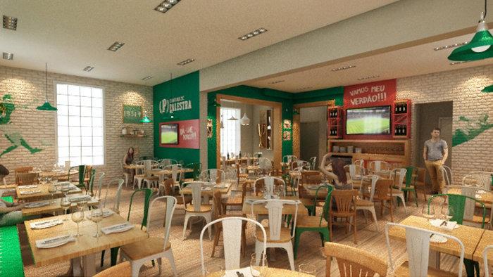 Localizado na Avenida Francisco Matarazzo,  restaurante será inaugurado em outubro. (Divulgação)