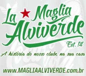 A história do nosso clube, na sua casa - Maglia Alviverde
