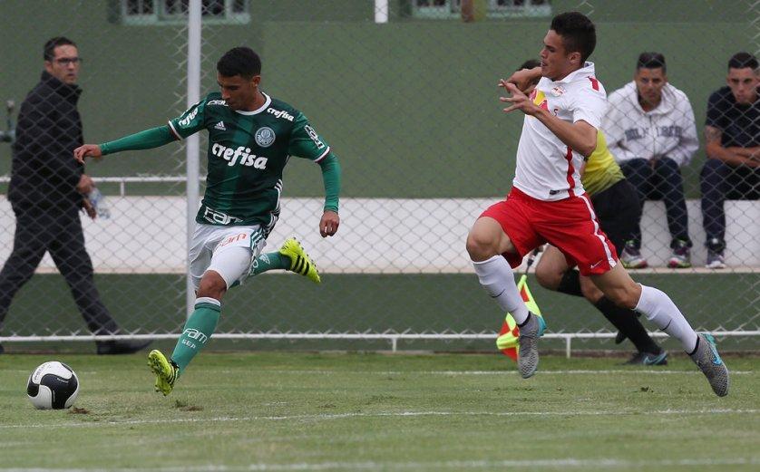 Sub-20 recebe o São Caetano nas quartas do Paulista. (Fabio Menotti/Ag Palmeiras/Divulgação)