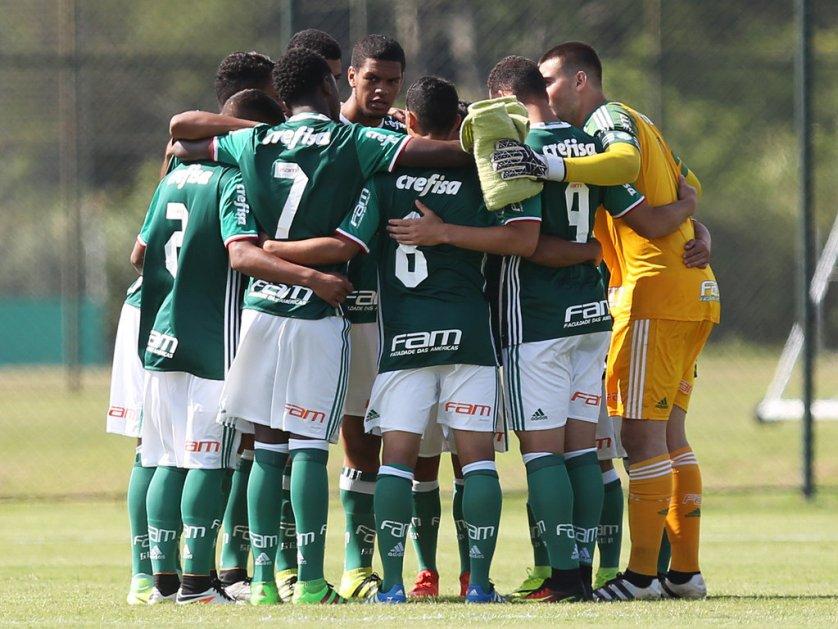 Palmeiras decide vaga na final do Paulistão no próximo sábado (19). (Fabio Menotti/Ag.Palmeiras/Divulgação)