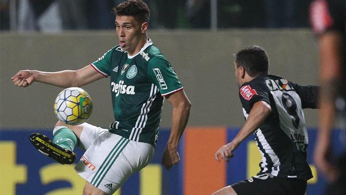 O Verdão segue na liderança do Brasileirão, agora com 71 pontos, quatro a frente do vice-líder Santos. (Cesar Greco/Ag.Palmeiras/Divulgação)