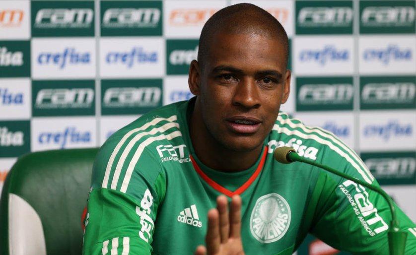 Debaixo das traves, Jailson foi um dos destaques do Palmeiras no título brasileiro (Cesar Greco/Ag.Palmeiras/Divulgação)