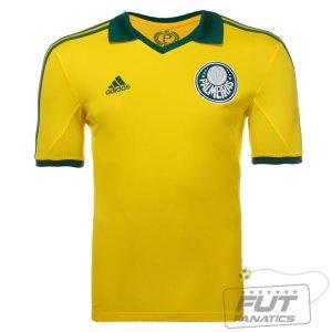 Camisa Adidas Palmeiras III 2014 Centenário