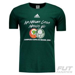Camiseta Adidas Palmeiras Escudo