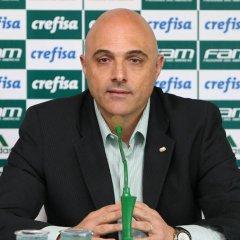 Palmeiras quer antecipar pagamento de dívida com patrocinadora