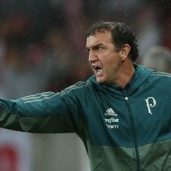 Cuca avalia atuação do Palmeiras contra Flamengo no Rio de Janeiro