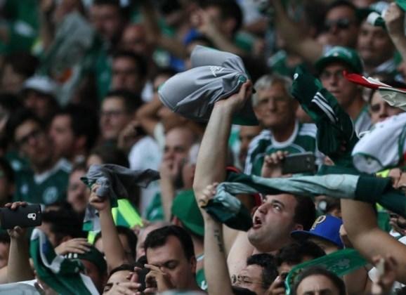Venda de ingressos para jogo contra a Chapecoense no Allianz Parque