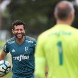 Verdão encerra preparação e embarca para Porto Alegre para pegar Grêmio