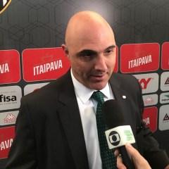 Nosso Presidente admite manter Valentim e negou sobre Lucas Lima e Fabra