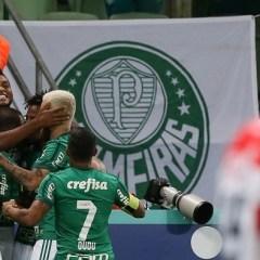 Com dois gols de Borja, Verdão empata com Linense por 2 a 2