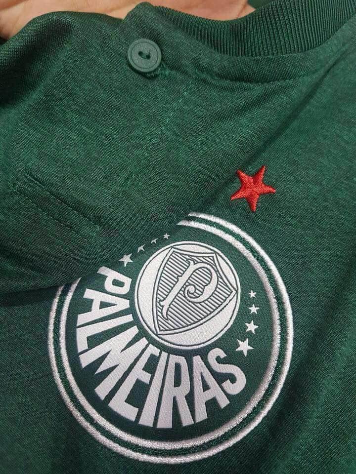 Detalhes da nova camisa I do Palmeiras circularam pela internet. (Reprodução)