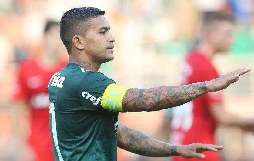 Dudu é o maior artilheiro palmeirense do Brasileirão na era dos pontos corridos, agora com 26 gols. (Cesar Greco/Ag Palmeiras/Divulgação)