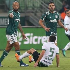 Com empate contra América-MG, Verdão vai às quartas da Copa do Brasil