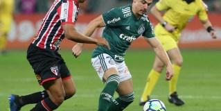 De virada, Palmeiras vence e segue 100% contra o São Paulo no Allianz Parque
