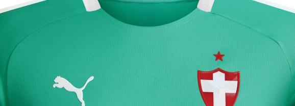 Novo terceiro uniforme homenageia 105 anos do Palmeiras