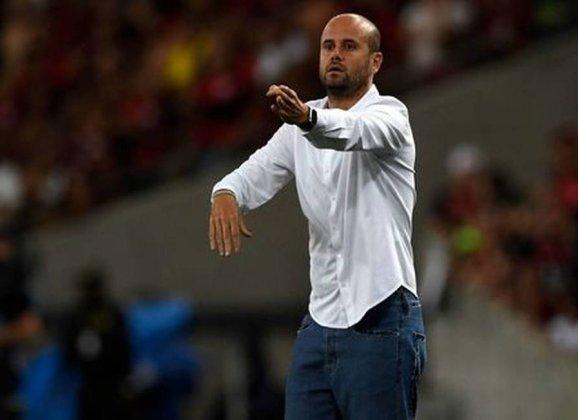 Palmeiras desiste de Miguel Ángel Ramírez