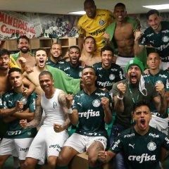 Faltam 3! Palmeiras derrota o Libertad-PAR e está nas semis da Libertadores