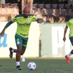 """Felipe Melo: """"Nossos grandes rivais estão em São Paulo"""""""